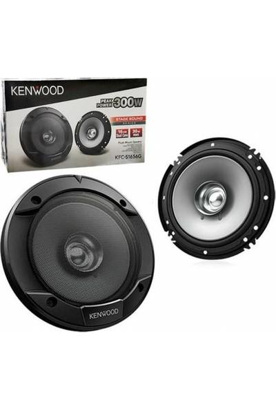 Kenwood Oto Hoparlör 16Cm 300W 2 Adet Kfc-S1656G