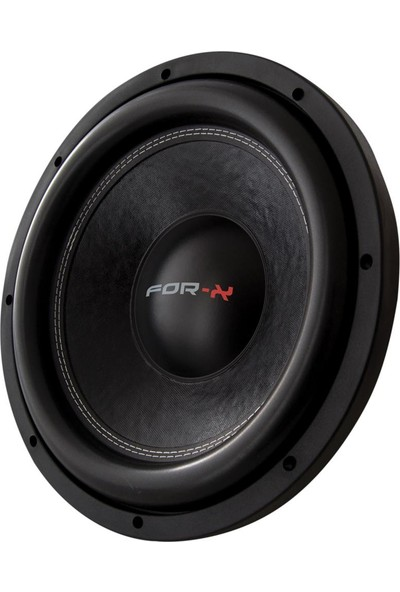 """For-X For-X X-112S Oto Subwooofer 12"""" Woofer (30Cm)Max Power _ 1000W"""
