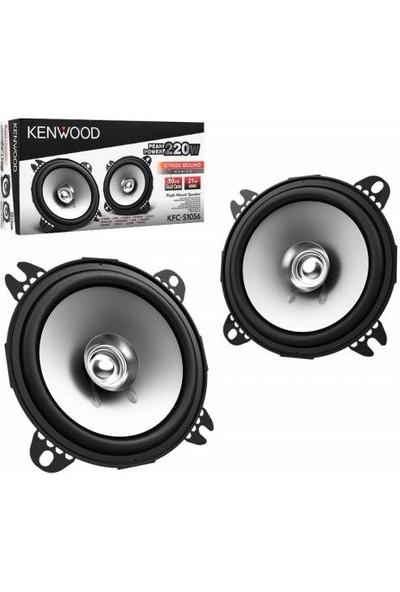 Kenwood Oto Hoparlör 10Cm 220W 2 Adet Kfc-S1056