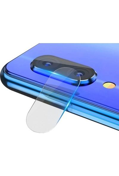 Ally Meizu Note 9 Yüksek Çözünürlüklü Kamera Lens Koruma Camı AL-31054 Şeffaf