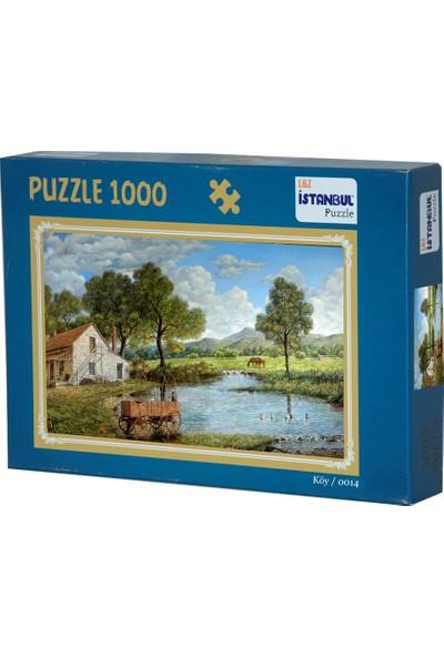 Adam Games Bisikletler Puzzle 1000 Parça