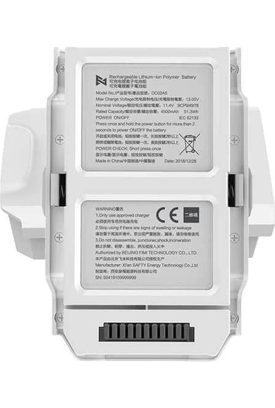 Fımı Batarya X8SE