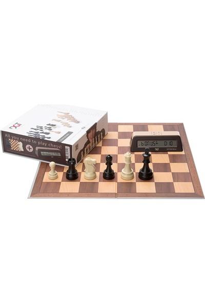 Dgt Chess Box Brown Eğitim Seti