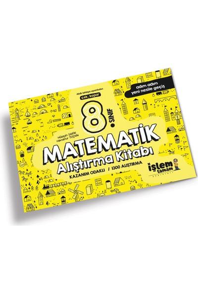 İşlem Tamam Yayınları 8. Sınıf Matematik Seti