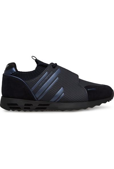 Emporio Armani Erkek Ayakkabı X4X241 Xm048 T026