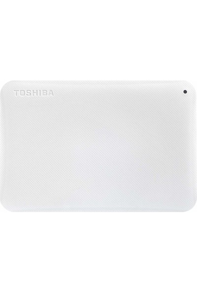 "Toshiba Canvio Ready 2TB 2.5"" USB 3.0 Beyaz Taşınabilir Disk HDTP220EW3CA"