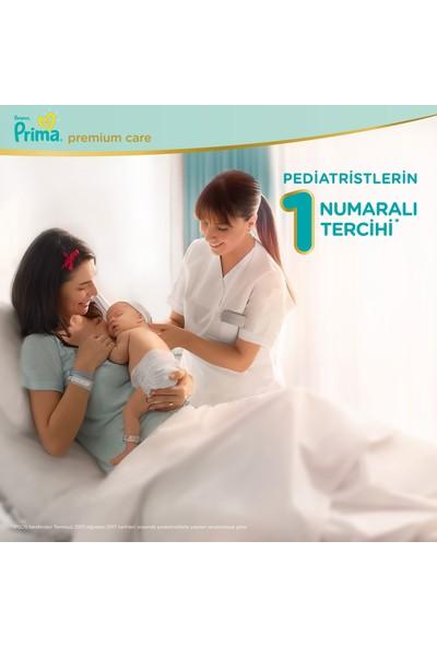 Prima Bebek Bezi Premium Care 2 Beden 50 Adet Mini Ekonomi Paketi