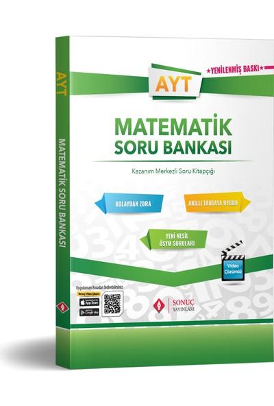 Sonuç Yayınları AYT Matematik Soru Bankası 2020-2021