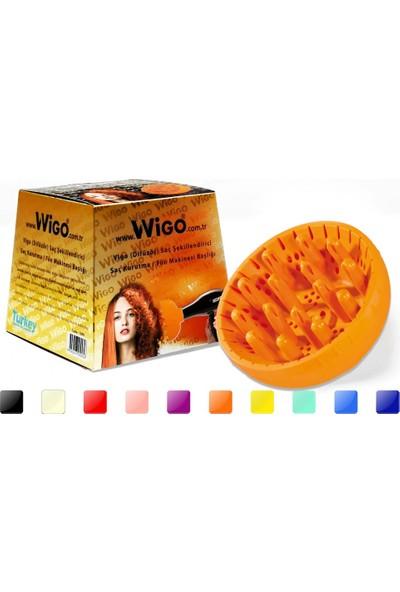 Wigo Saç Kurutma Fön Makinesi Başlığı (Difüzör / Vigo) Mor