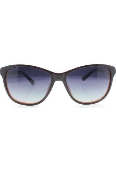 İsve 110 C3 Swarovski Taşlı Polarize Kadın Güneş Gözlüğü