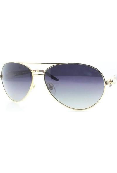 İsve 104 C1 Swarovski Taşlı Polarize Kadın Güneş Gözlüğü