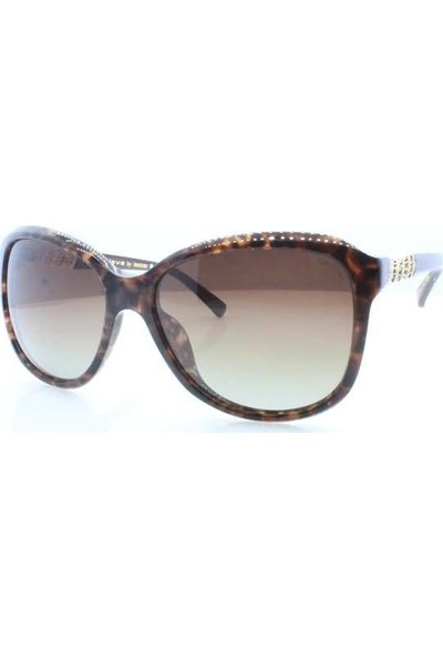 İsve 105 C1 Swarovski Taşlı Polarize Kadın Güneş Gözlüğü