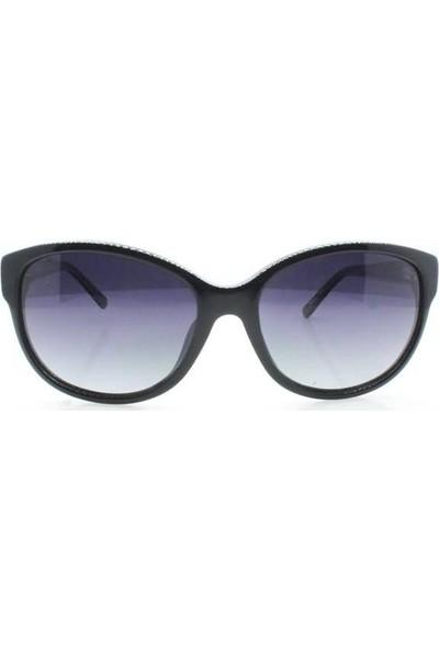 İsve 112 C2 Swarovski Taşlı Polarize Kadın Güneş Gözlüğü