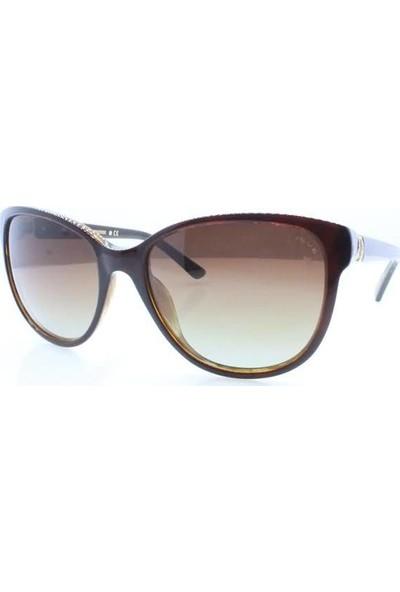 İsve 109 C2 Swarovski Taşlı Polarize Kadın Güneş Gözlüğü