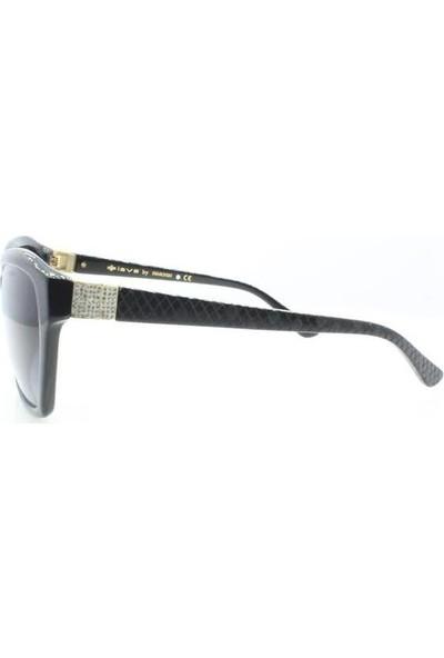 İsve 115 C2 Swarovski Taşlı Polarize Kadın Güneş Gözlüğü