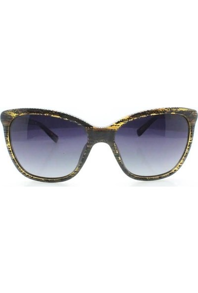 İsve 106 C3 Swarovski Taşlı Polarize Kadın Güneş Gözlüğü