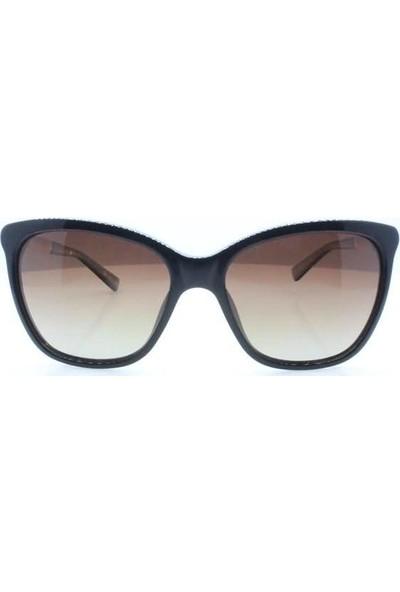 İsve 106 C1 Swarovski Taşlı Polarize Kadın Güneş Gözlüğü