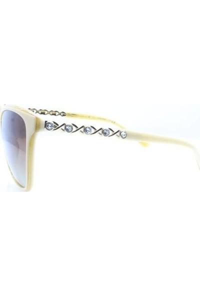 İsve 108 C1 Swarovski Taşlı Polarize Kadın Güneş Gözlüğü