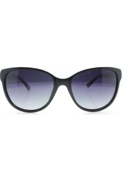 İsve 109 C1 Swarovski Taşlı Polarize Kadın Güneş Gözlüğü