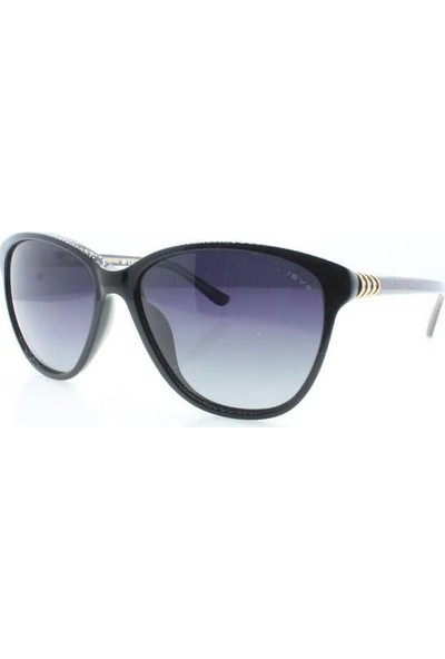 İsve 113 C1 Swarovski Taşlı Polarize Kadın Güneş Gözlüğü