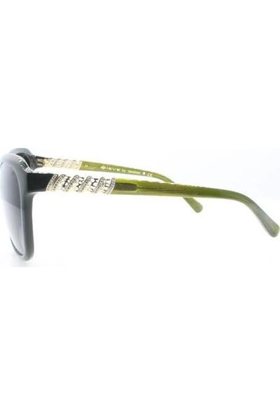 İsve 105 C3 Swarovski Taşlı Polarize Kadın Güneş Gözlüğü