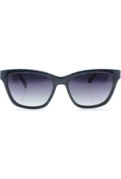 İsve 116 C4 Swarovski Taşlı Polarize Kadın Güneş Gözlüğü