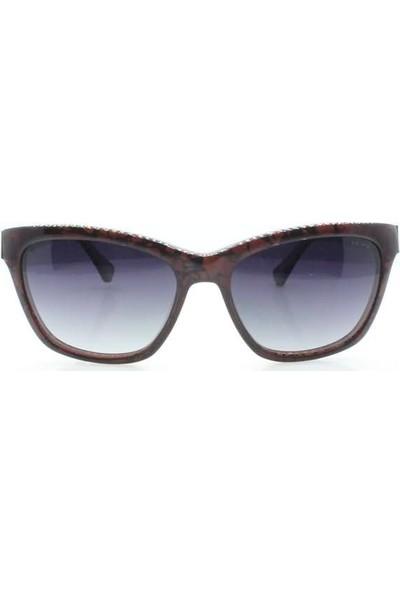 İsve 116 C3 Swarovski Taşlı Polarize Kadın Güneş Gözlüğü