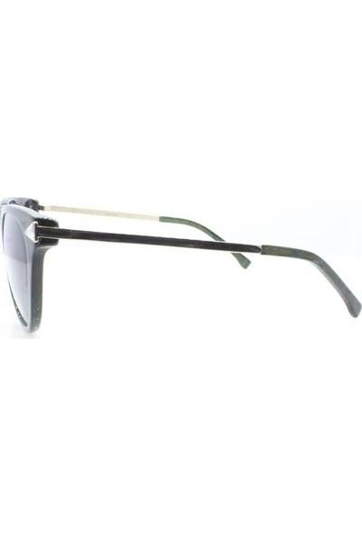 İsve 117 C3 Swarovski Taşlı Polarize Kadın Güneş Gözlüğü