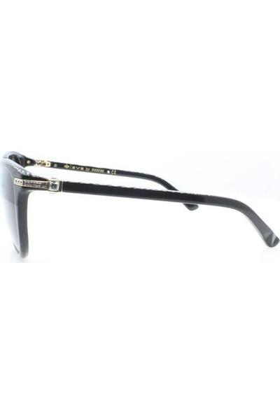 İsve 114 C2 Swarovski Taşlı Polarize Kadın Güneş Gözlüğü