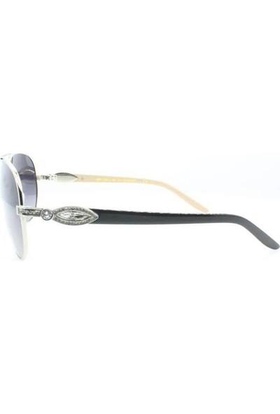 İsve 104 C2 Swarovski Taşlı Polarize Kadın Güneş Gözlüğü