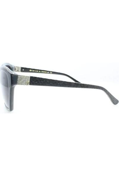 İsve 115 C3 Swarovski Taşlı Polarize Kadın Güneş Gözlüğü