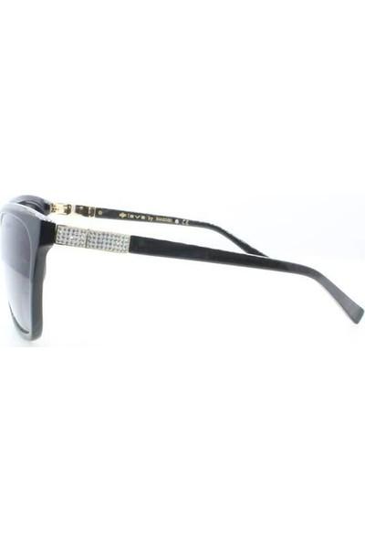 İsve 102 C1 Swarovski Taşlı Polarize Kadın Güneş Gözlüğü