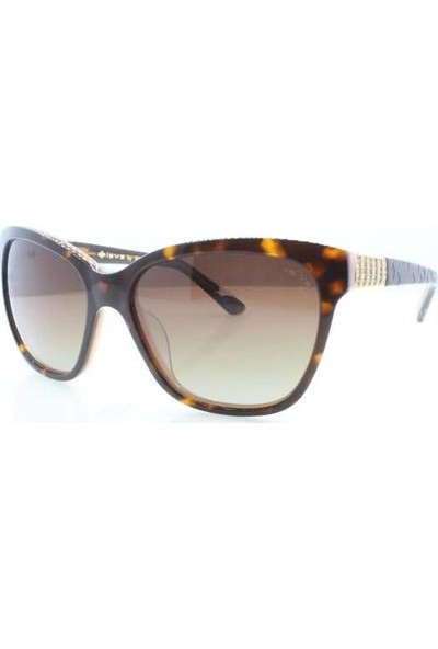 İsve 111 C3 Swarovski Taşlı Polarize Kadın Güneş Gözlüğü