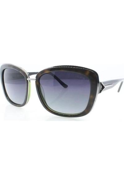 İsve 118 C2 Swarovski Taşlı Polarize Kadın Güneş Gözlüğü