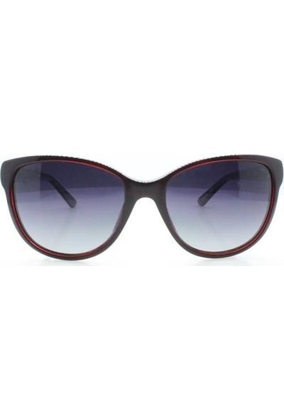 İsve 109 C3 Swarovski Taşlı Polarize Kadın Güneş Gözlüğü