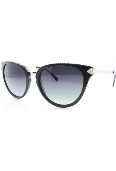 İsve 117 C1 Swarovski Taşlı Polarize Kadın Güneş Gözlüğü
