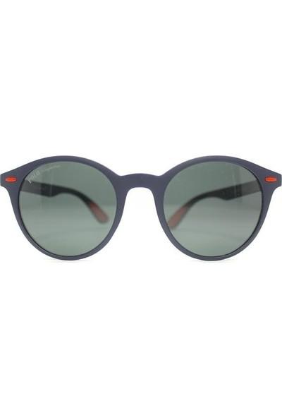 Polo Cayenne 9117 C4 Kemik Polarize Erkek Güneş Gözlüğü
