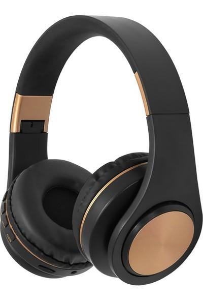 Frisby FHP-835BT Bluetooth Kulaküstü Kulaklık Siyah