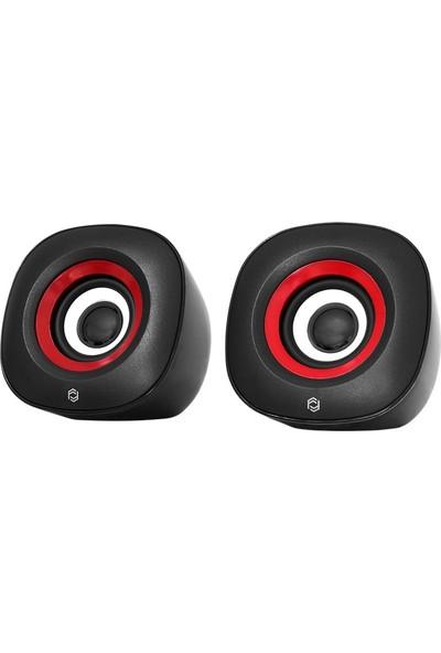 Frisby FS-2132U 2.0 Stereo Speaker Siyah