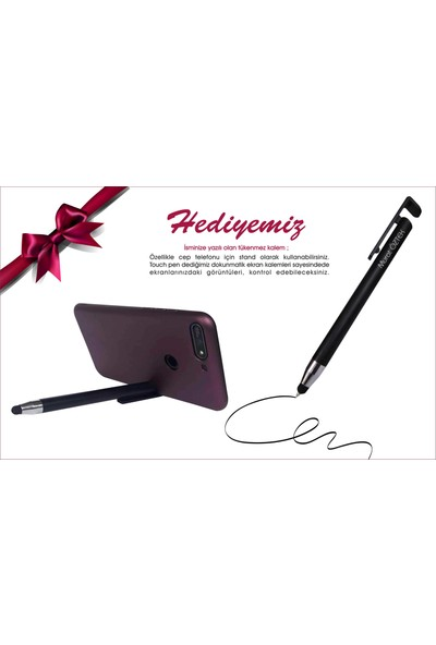 Trodat 3913 Kişiye Özel Firma Ve Şirket Kaşeleri Baskı Rengi Mavi + İsim Yazılı Kalem