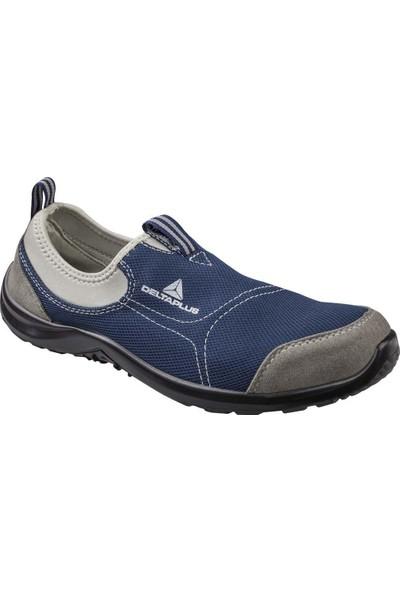 Delta Plus Miami S1P Src Polyester Pamuk İş Ayakkabısı Lacivert 47