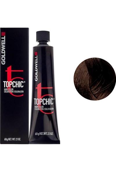 Goldwell Topchich Kalıcı Saç Boyası 60 ml - 5b Brezilya Kahvesi