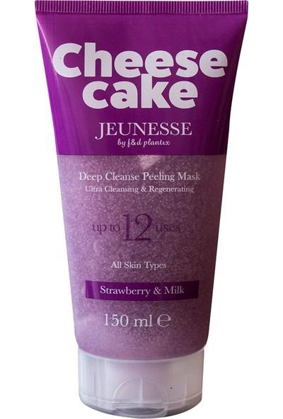 Jeunesse Cheesecake Peeling Maske 150 ml