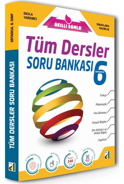 Akıllı Damla Tüm Dersler Soru Bankası 6. Sınıf