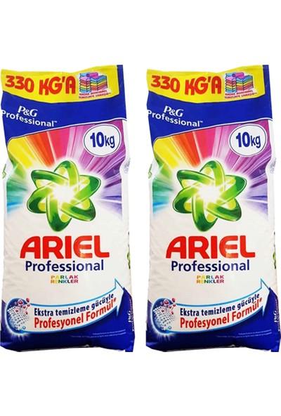 Ariel Professional Parlak Renkler 10kg (2adet)