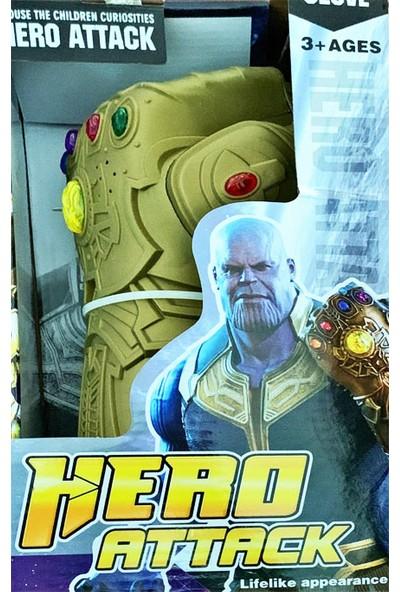 Avengers Thanos Eldiven Oyuncak Yenilmezler War Endgame Thanos Gauntlet