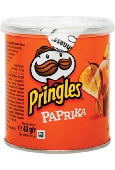 Pringles Paprika 40 gr 6'lı