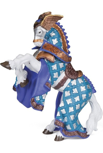 Papo Silahlı Kartal Şövalyenin Atı Figürü 39937