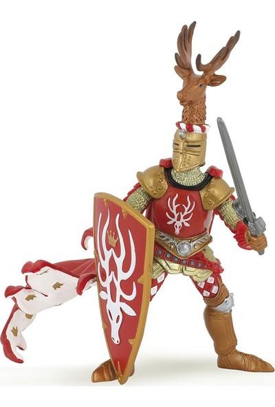 Papo Geyik Başlı Şövalye Figürü 39911