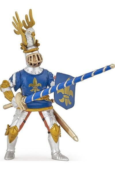 Papo Mavi Şövalye Figürü 39788